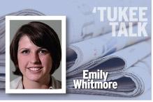 Tukee Talk Emily Whitmore