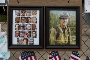 Firefighters Killed Day of Darkness