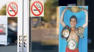 Mexican boxing great plans restaurant in Mesa