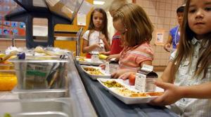 E.V. schools offer free meals in summer