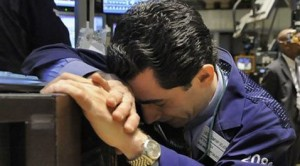 Dow plunges to level not seen in 11 years
