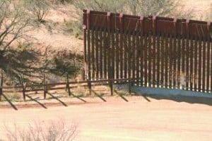 Border issues arent lost on CD9 candidates