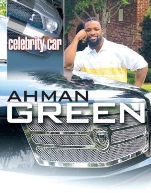 Celebrity Car: Ahman Green