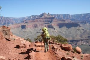 Scenic Trail - Grand Canyon