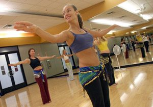 East Valley bellydancers show how to shake it