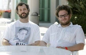Judd Apatow and Seth Rogen discuss the road to making 'Superbad'