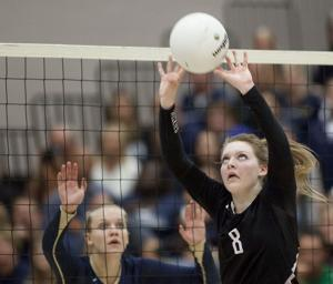 Hamilton falls to Desert Vista in girls volleyball state final