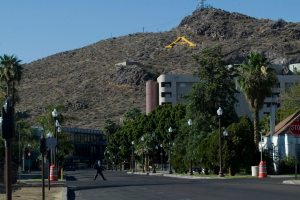 Tempe Butte steps closer to historic register