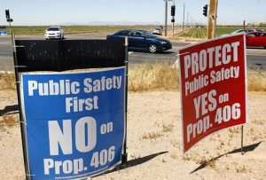Gilbert voters ready for sales tax election