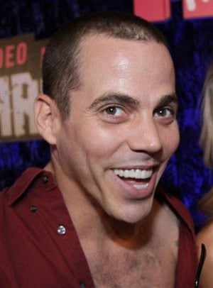 Stuntman Steve-O pleads guilty to possessing cocaine