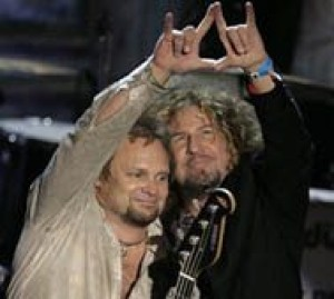 Van Halen, R.E.M. head into rock hall