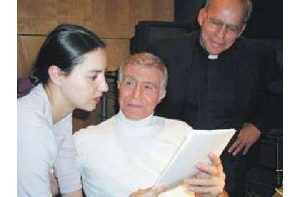 'Father Willy' casts spiritual light on Hollywood