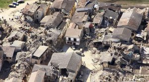 Italy quake claims 150 dead, 1,500 injured