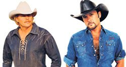Jackson, McGraw headline '09 Country Thunder