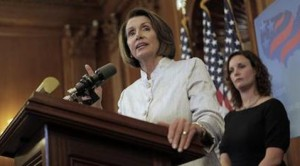 Pelosi: Dems have the votes on health care