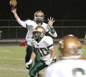 Campo Verde pulls off upset, blanks Poston Butte on the road