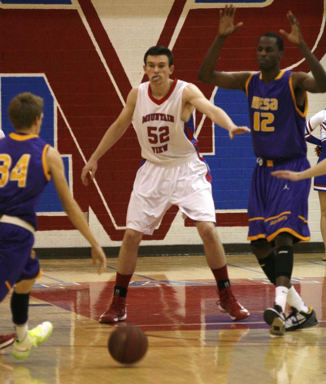 Mesa at Mountain View Basketball