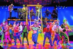Cirque du Soleil brings poetry in motion to Valley
