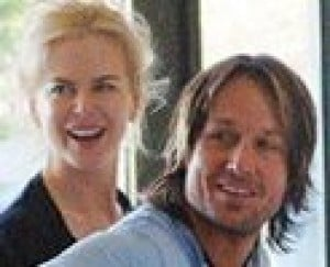 Kidman, Urban reunite in Australia