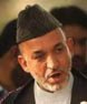 Karzai announces Afghan re-election bid 