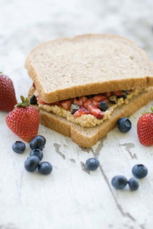 Healthy PB&J