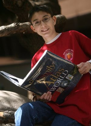 Scottsdale student vies for Arizona Geographic Bee title