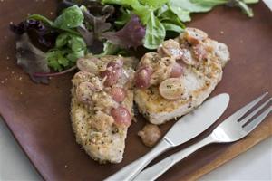 Food Healthy Pork Chops