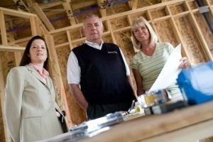 Agents, homebuilders mend business relations