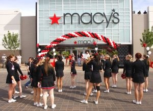 Shoppers flock to Macy's in Gilbert