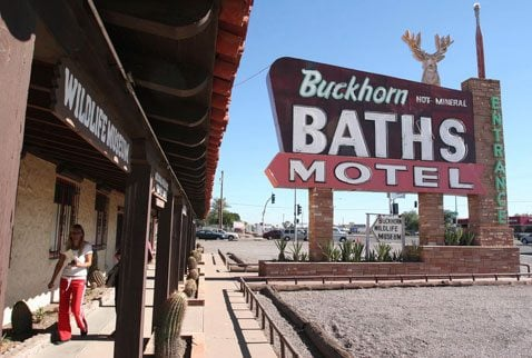 Mesas Buckhorn Baths on endangered list 