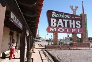 Mesa's Buckhorn Baths on endangered list