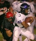 Paradise Valley runs over North Canyon
