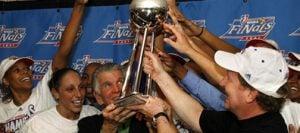 Fast start gives Phoenix WNBA title