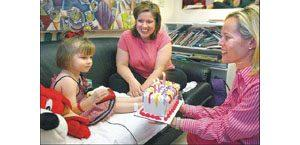 Blood drive focuses on Scottsdale child's monthly need