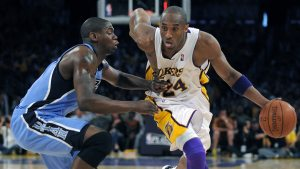 Lakers beat Jazz 113-100 to win playoff opener