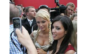 Paris Hilton charged with DUI in Calif.