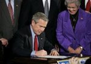 Bush says U.S. won't attack Iran