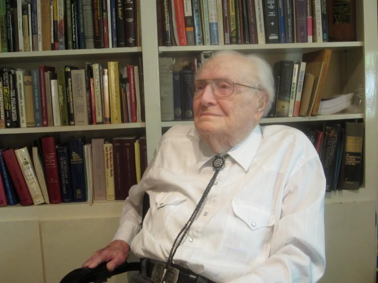 Rev. Harold Knight