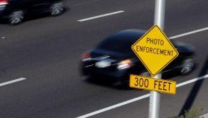 Napolitano looks at photo enforcement as revenue