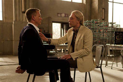 Daniel Craig;Javier Bardem