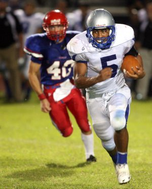 Mesquite takes top spot in Central with win over Toros