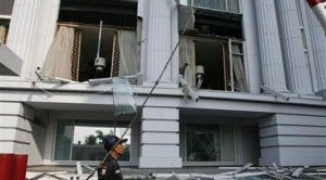 Suicide blasts at Jakarta Ritz, Marriott kill 8