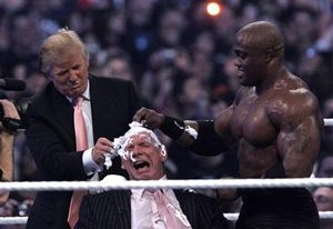 Donald Trump wins, keeps his 'do intact