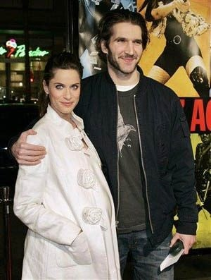 'Studio 60' star Amanda Peet has baby