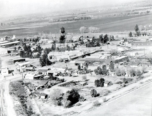 Gilbert aerial