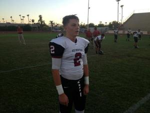 Red Mountain vs. Brophy football