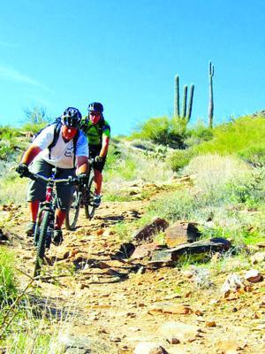 EV Mountain Biking