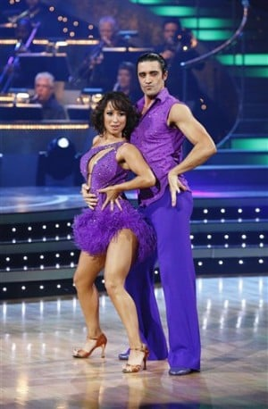 Cheryl Burke, Gilles Marini