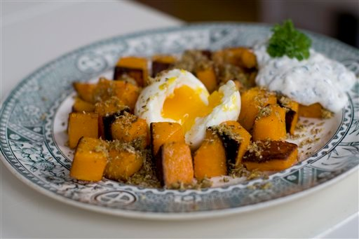 Food Deadline Roasted Squash