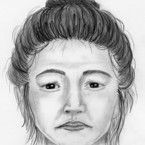 Composite sketch of acid attacker